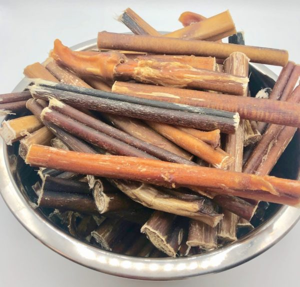 "6"" Bully Stick Beef Treats"