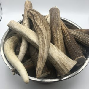Moose Tines Dog Chew Main Image